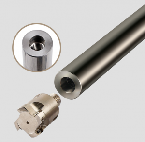 CNC Carbide Hockproof And Anti-Vibration Locking Tooth Toolholder Milling Arbor